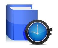 Hora de estudiar concepto Imagenes de archivo