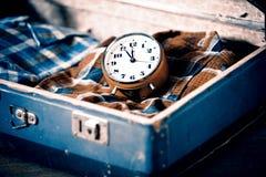 Hora de ir Fotos de archivo libres de regalías