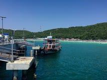 Hora de ir, Tailândia Foto de Stock Royalty Free