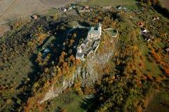 Hora de Kuneticka del castillo Imagen de archivo libre de regalías