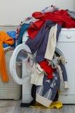 Hora de lavarse Fotos de archivo