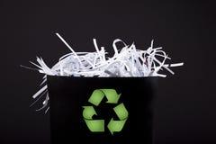 Hora de recicl! Imagem de Stock