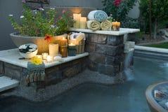 Hora de relaxar Foto de Stock Royalty Free