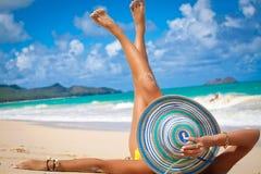 Hora de relaxar Imagem de Stock Royalty Free
