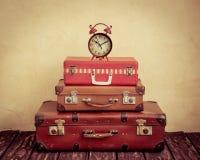 Hora de viajar fotografía de archivo