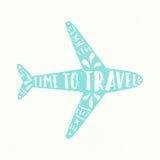 Hora de viajar Fotos de Stock