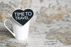 Hora de viajar fotos de stock royalty free