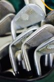 Hora del recreo del golf Foto de archivo libre de regalías