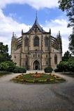 hora katedralny kutna Obrazy Royalty Free