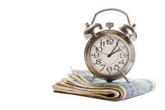Hora para el beneficio Fotografía de archivo libre de regalías