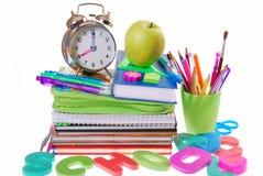 Hora para el concepto de la escuela Imagen de archivo libre de regalías