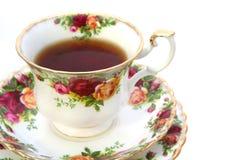 Hora para el té Fotografía de archivo libre de regalías