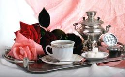 Hora para el té Fotos de archivo libres de regalías