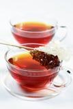 Hora para el té Imágenes de archivo libres de regalías