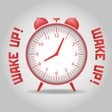 Hora para la felicidad Imagen de archivo libre de regalías