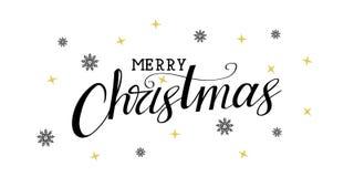 Hora para las bendiciones Feliz Navidad Impresión del día de fiesta de la Navidad Foto de archivo
