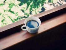 Hora para o café imagens de stock royalty free