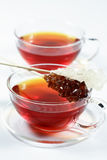 Hora para o chá Imagens de Stock Royalty Free