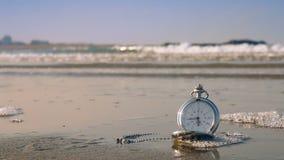 Hora para o fundo do conceito das férias filme