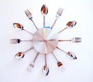 Hora para o jantar Imagem de Stock
