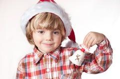 É hora para o Natal! Foto de Stock