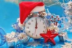 Hora para o Natal Imagens de Stock