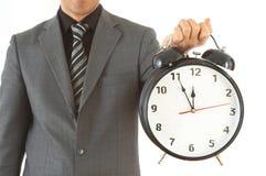 Hora para o negócio Fotografia de Stock
