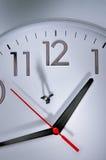 Hora para o negócio Imagens de Stock Royalty Free