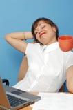 A hora para relaxa Imagens de Stock