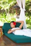 A hora para relaxa. Fotografia de Stock Royalty Free