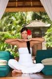 A hora para relaxa Imagens de Stock Royalty Free