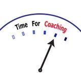 hora para treinar ilustração stock