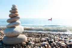 Hora perfeita para contemplar e relaxar Paz e harmonia fotos de stock