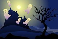 Hora Witching Imagem de Stock