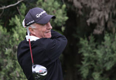 Horacio Carbonetti Cannes-Mougins Seniors Masters Royalty Free Stock Photo