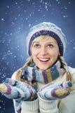 Horaire d'hiver Photographie stock libre de droits