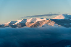 Horaire d'hiver Image libre de droits