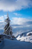 Horaire d'hiver Photographie stock