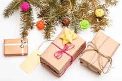 Horaire d'hiver et concept de vacances de Noël Comment soyez prêt pour Noël E photos stock