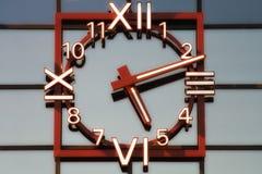 Horas Imagem de Stock