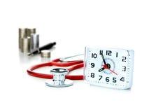 Horas abiertas de la cirugía del GP Imagen de archivo libre de regalías