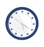 Horas azules Fotos de archivo libres de regalías
