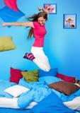 Horas de dormir 09 Imagens de Stock Royalty Free
