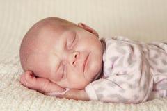 Horas de dormir Fotografia de Stock