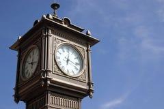 Horas de la calle. Foto de archivo