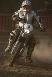 24 horas de motocicletas da resistência. Lliça D'Amunt Imagens de Stock Royalty Free