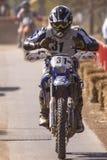 24 horas de motocicletas de la resistencia. Lliça D'Amunt Fotos de archivo