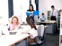 Horas de negócio Foto de Stock