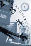 Horas de oficina Imágenes de archivo libres de regalías