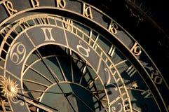 Horas de Praga Imagen de archivo libre de regalías